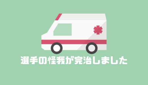 【サカつくRTW】怪我を一瞬で治す(治療する)方法