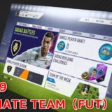 FIFA19 ULTIMATE TEAM